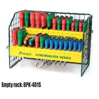 Підставка для викруток  8PK-401S Pro'sKit